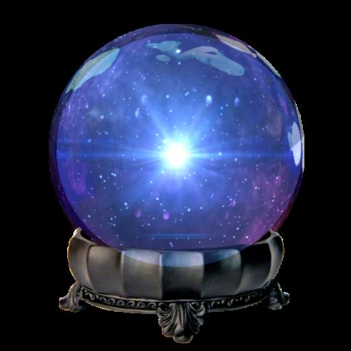 ¿Por qué se usa la bola de cristal?